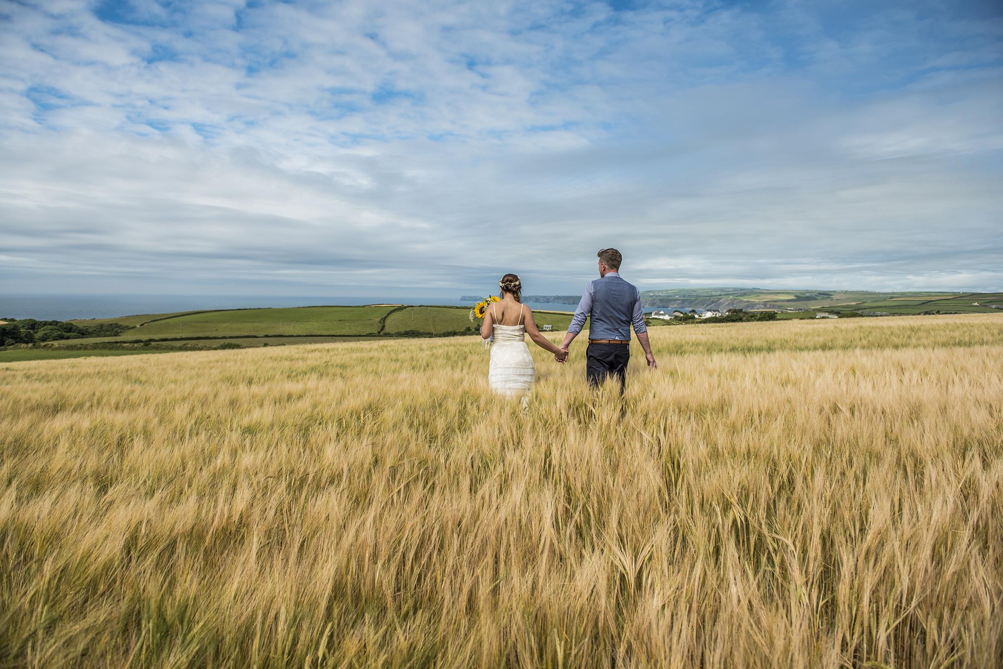 Wedding locations Cornwall